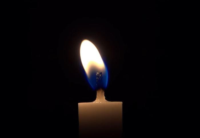 significado de la llama de las velas